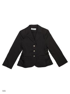 Пиджак One plus. Цвет: черный