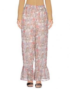 Повседневные брюки BRIGITTE BARDOT. Цвет: слоновая кость