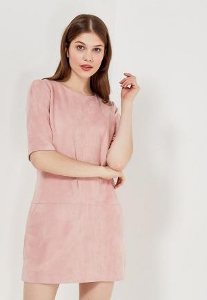 Платье Echo. Цвет: розовый