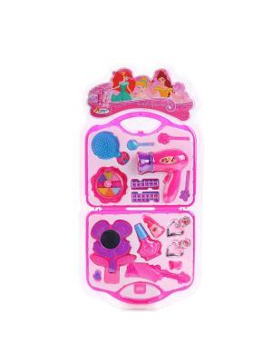 Набор аксессуаров для девочек Принцессы. Играем вместе. Цвет: розовый