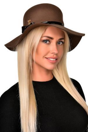 Шляпа Tonak. Цвет: капучино