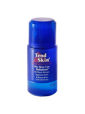 Лосьон косметический перезаполняемый Tend Skin. Цвет: синий