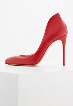 Туфли Nando Muzi. Цвет: красный