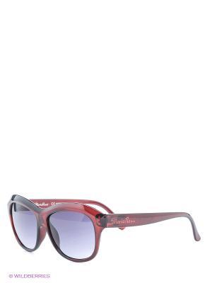 Солнцезащитные очки MS 01-213 07P Mario Rossi. Цвет: красный