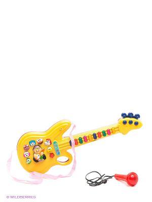 Игрушка Гитара Играем вместе. Цвет: зеленый