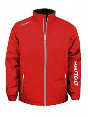 Куртка WINTER Bauer. Цвет: красный