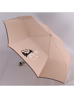 Зонт Airton. Цвет: темно-бежевый