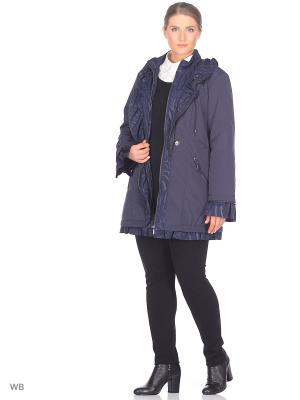 Куртка VIKO. Цвет: индиго