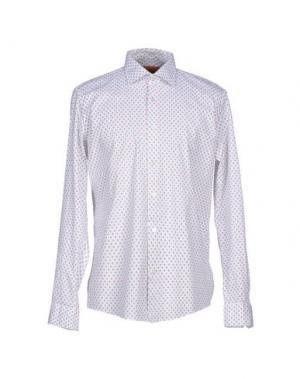 Pубашка GABARDINE. Цвет: белый
