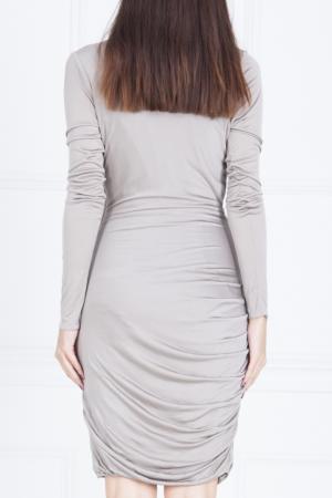 Платье J. Mendel. Цвет: без цвета