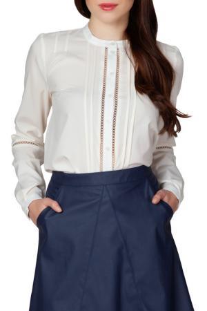 Рубашка Ambigante. Цвет: cream