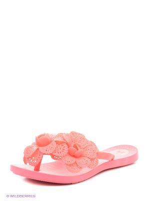 Шлепанцы ZAXY. Цвет: розовый