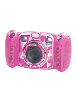Цифровая камера Kidizoom Pix DUO розового цвета Vtech. Цвет: розовый