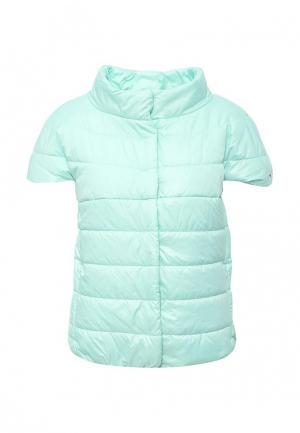 Куртка утепленная Baon. Цвет: мятный