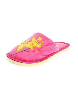 Тапочки Migura. Цвет: розовый, желтый