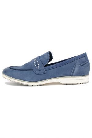 Туфли MARCO TOZZI PREMIO. Цвет: синий