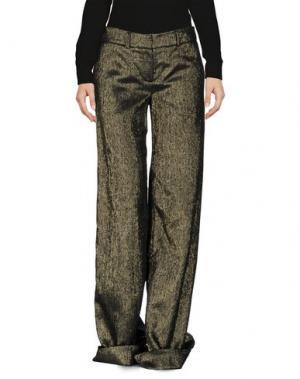 Повседневные брюки DODO BAR OR. Цвет: платиновый