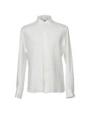Pубашка DANOLIS per SCAGLIONE CITY. Цвет: слоновая кость
