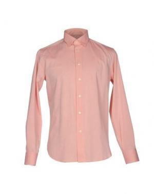Pубашка BRANCACCIO C.. Цвет: розовый