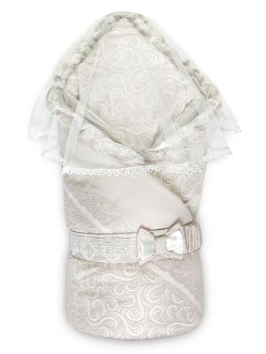 Конверт Версаль Сонный гномик. Цвет: серый
