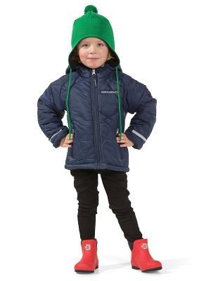 Куртка Coddi DIDRIKSONS. Цвет: темно-синий