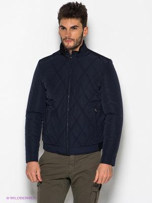 Куртка MONDIGO. Цвет: темно-синий