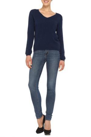 Пуловер LOVE CASHMERE. Цвет: синий