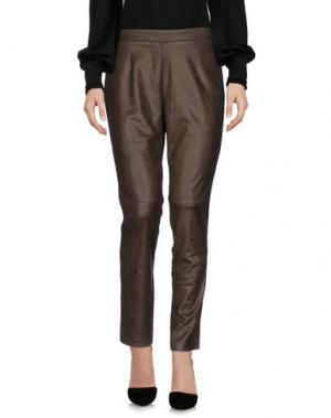 Повседневные брюки CHARLISE. Цвет: зеленый-милитари