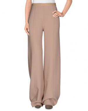 Повседневные брюки BALLY. Цвет: бежевый
