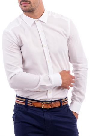 Рубашка POLO CLUB С.H.A.. Цвет: белый