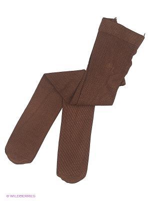 Колготки детские Knittex AGATKA. Цвет: коричневый