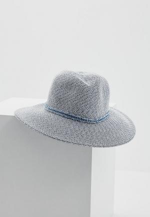 Шляпа Seafolly Australia. Цвет: голубой
