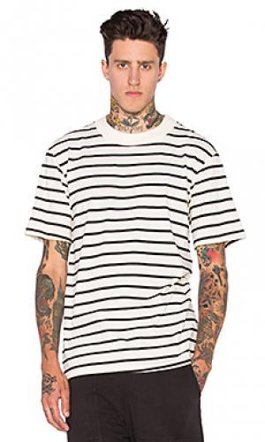 Классическая футболка Wil Fry. Цвет: беж