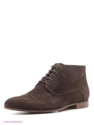 Ботинки Conhpol. Цвет: темно-коричневый