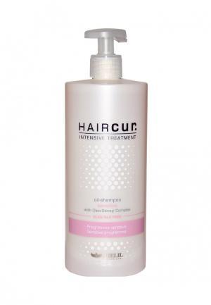 Шампунь-масло успокаивающий для чувствительной кожи Brelil Professional. Цвет: бежевый