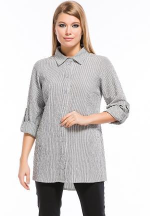 Блуза Remix. Цвет: серый