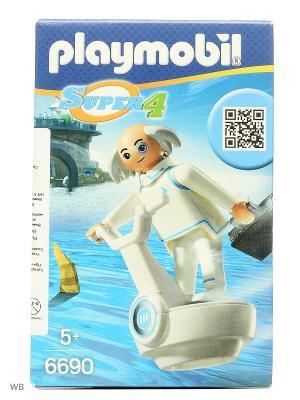 Супер4: Доктор Икс Playmobil. Цвет: белый