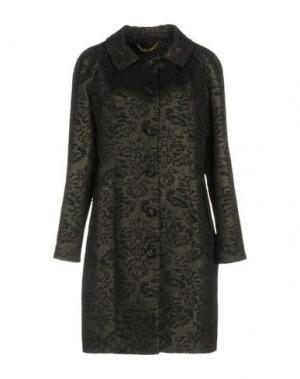 Легкое пальто MISS MONEY. Цвет: черный