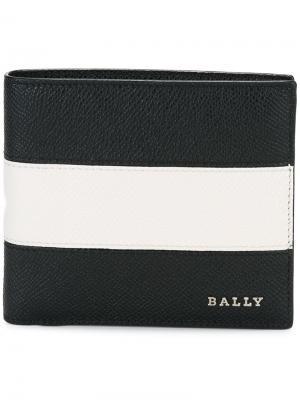 Бумажник Lollten Bally. Цвет: чёрный