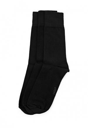 Комплект носков 4 пары. Celio. Цвет: черный