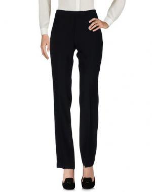 Повседневные брюки GIAB'S. Цвет: черный