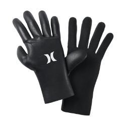 Гидроперчатки Hurley Advantage Plus 2/2 мм Nike. Цвет: черный