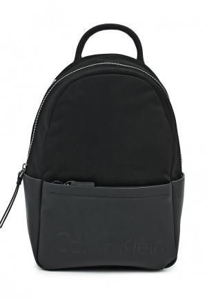 Рюкзак Calvin Klein Jeans. Цвет: черный