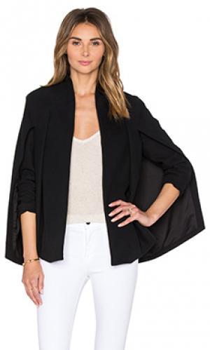 Куртка the elena TY-LR. Цвет: черный
