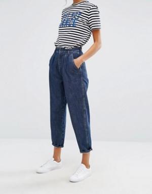 PS by Paul Smith Модные джинсы. Цвет: синий