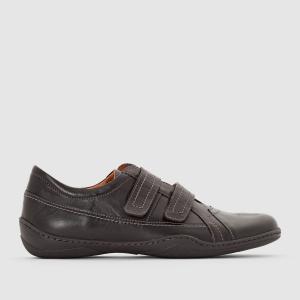 Кеды кожаные CASTALUNA FOR MEN. Цвет: черный