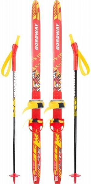 Комплект лыжный детский  Flame Soft Nordway