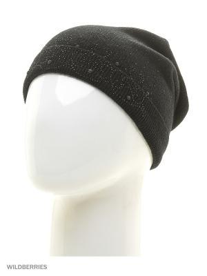 Шапка Pur. Цвет: черный