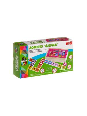 Настольные игры BONDIBON. Цвет: светло-зеленый,лиловый