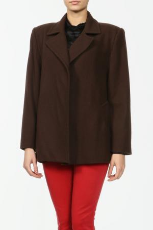 Пиджак Roksanda Ilincic. Цвет: коричневый, вишня